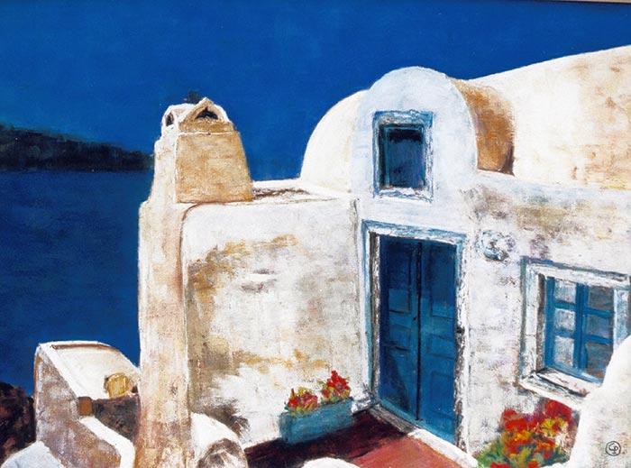 © Pierrick GIRAULT - Crète 35 x 50 cm